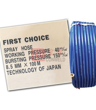 First Choice Sprayer Hose 8.5mm x 100m