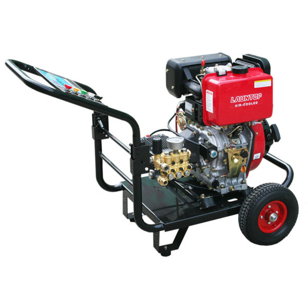 LAUNTOP Diesel High Pressure Washer