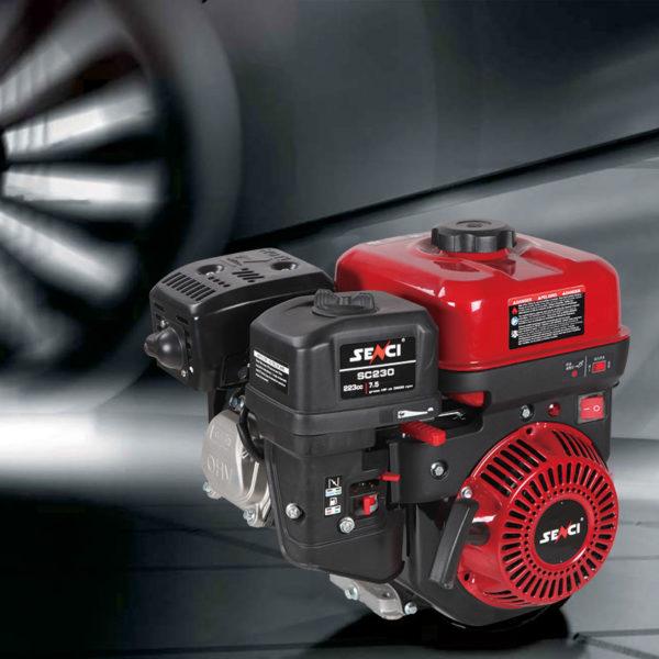 Gasoline & Diesel Engines